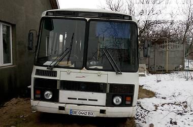 ПАЗ 3205  2007