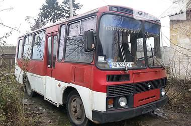 ПАЗ 3205  1992
