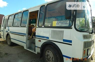 ПАЗ 4234  2008