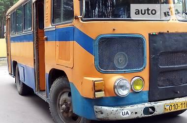 ПАЗ 672  1987