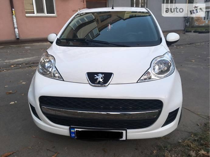 Peugeot 107 Hatchback (5d)