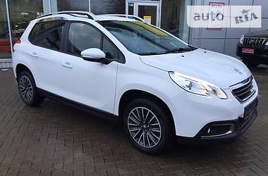 Peugeot 2008  2015
