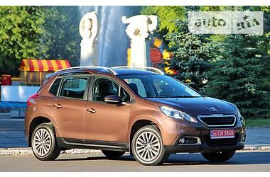 Peugeot 2008 1.2 AT  2014