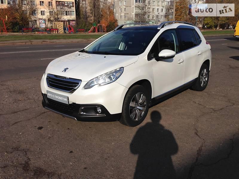 Универсал Peugeot 2008
