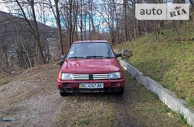 Peugeot 205 GRD 1988