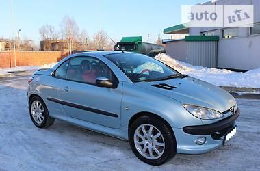 Peugeot 206 СС SPORT 2001