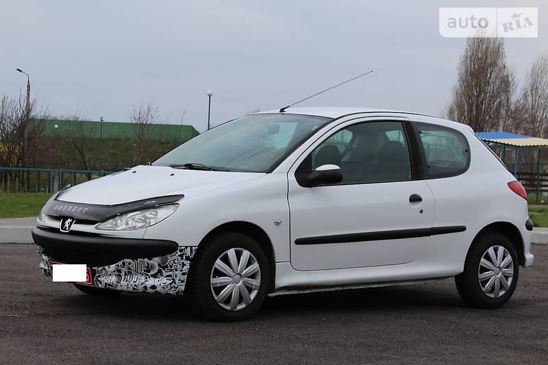 Peugeot 206 - AutoWeek.nl