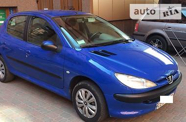 Peugeot 206  2003