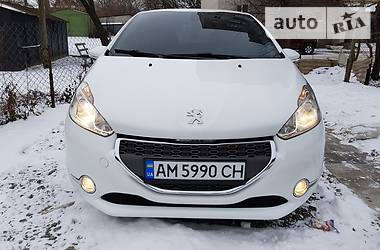 Peugeot 208 Allure 2013