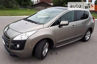 Peugeot 3008 1.6 E-HDi 2012