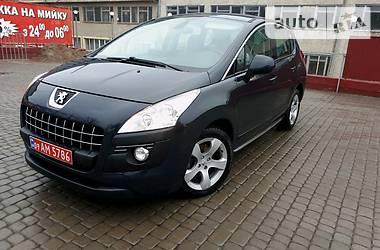Peugeot 3008 2.0 HDI  2011