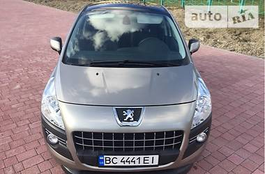 Peugeot 3008 2.0 HDIF 120KW 2011