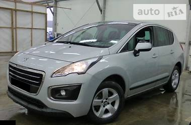 Peugeot 3008 Business Pack 1.6HDi 2015