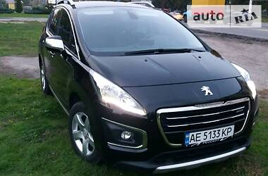 Peugeot 3008 Hybrid 4x4 2014