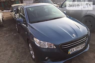 Peugeot 301 1.6 HDi MT Allure 2013