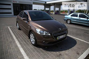 Peugeot 301 Allure 2013