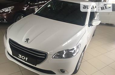 Peugeot 301 Active 1.6 VTi115 МТ 2016