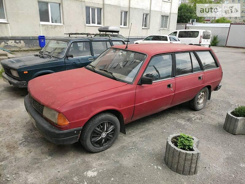 Универсал Peugeot 305