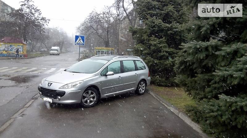 Peugeot 307 2005 року