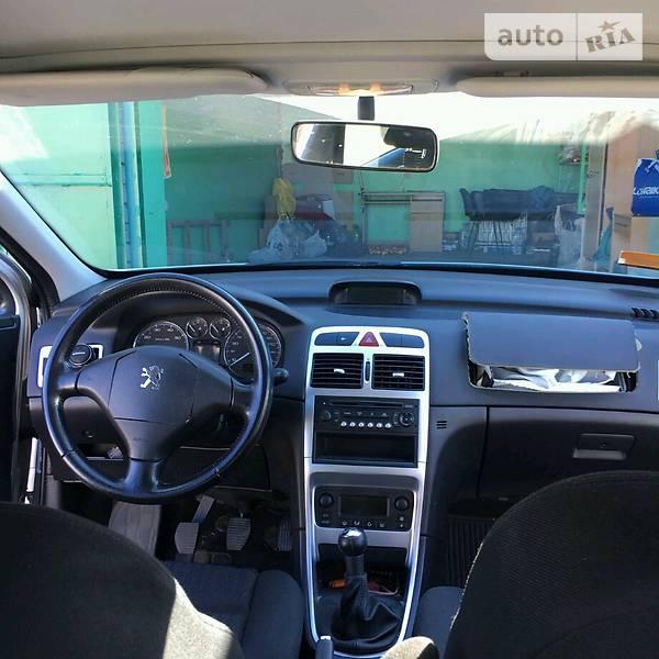 Peugeot 307 2006 года