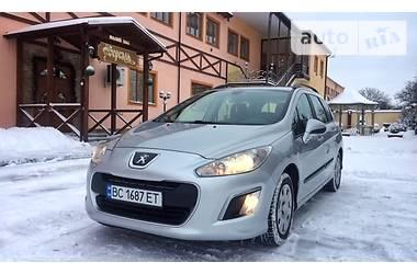 Peugeot 308 SW 1.6 HDI 2012