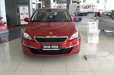 Peugeot 308 1.6 THP АT Active 2016