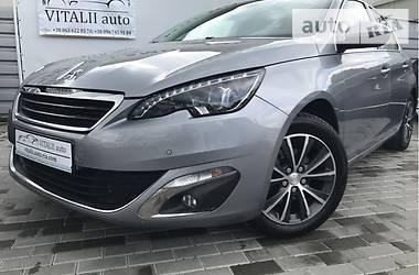 Peugeot 308 1.6HDI 85kw 2014