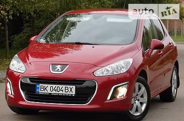 Peugeot 308  AUTOMAT GAS 2012