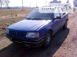 Peugeot 309 1986 року