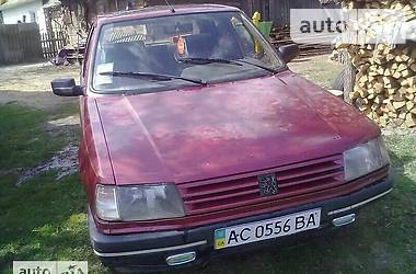 Peugeot 309 1. 9 1987