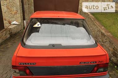 Peugeot 309  1989