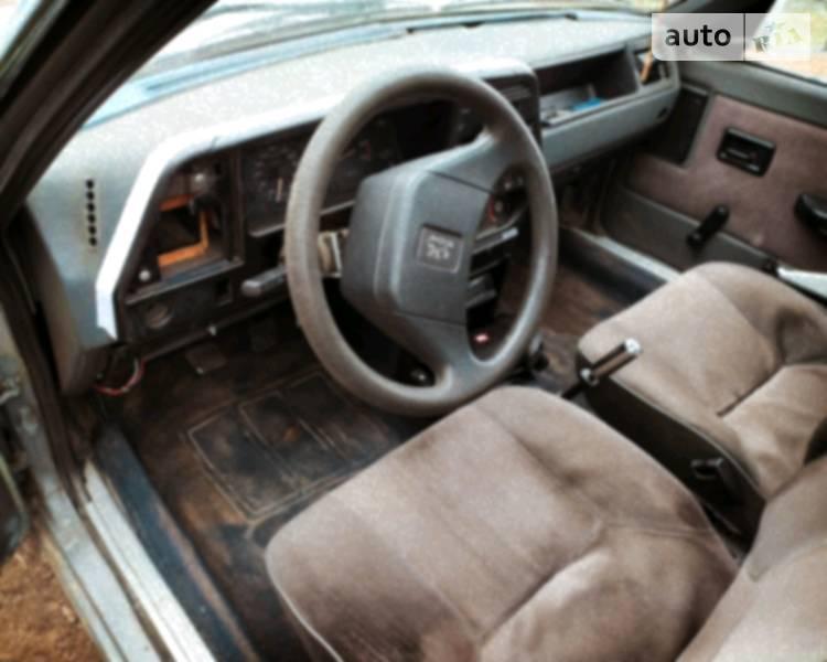 Другой Peugeot 309