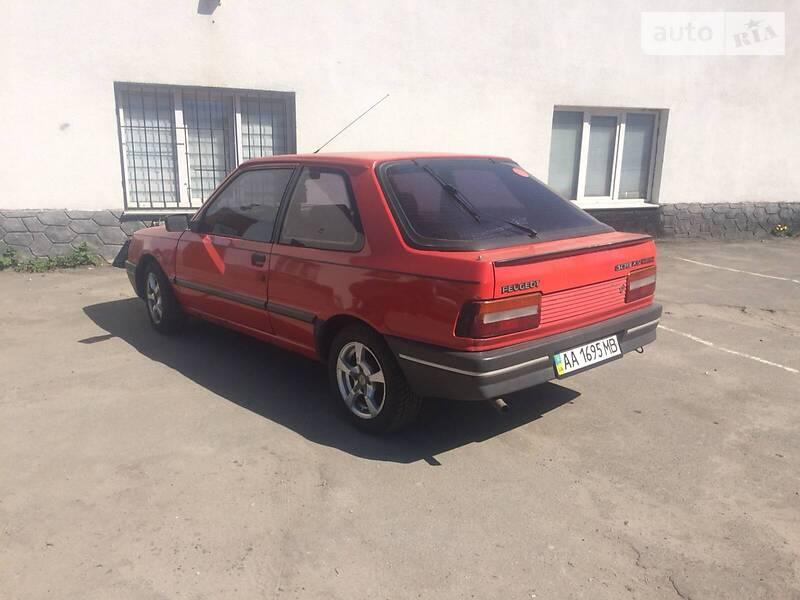 Купе Peugeot 309