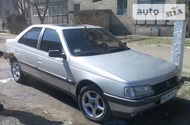 Peugeot 405 SRi 1989