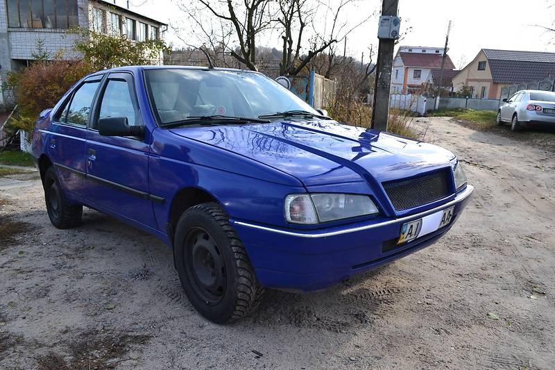 Седан Peugeot 405