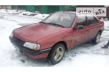 Peugeot 405  1990