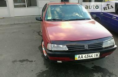 Peugeot 405 12345 1989