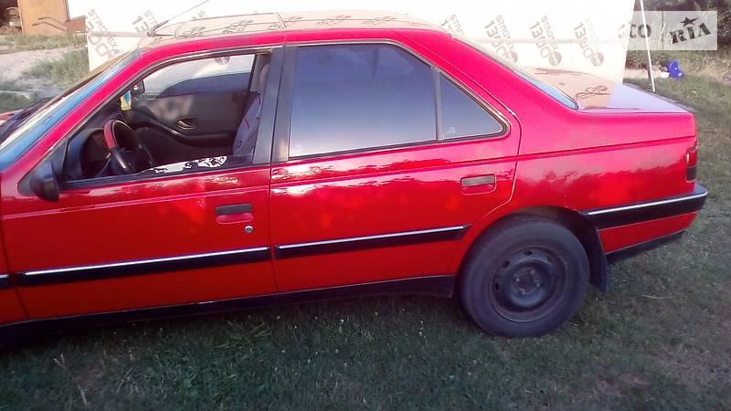 Peugeot 405 1992 року