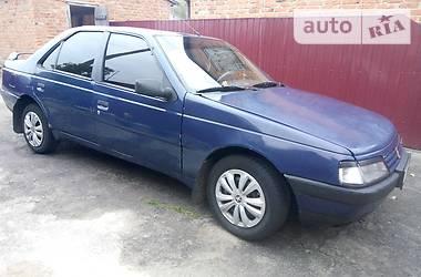 Peugeot 405  1991