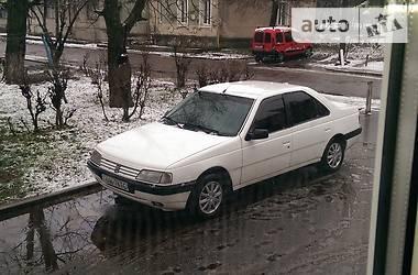 Peugeot 405   1988