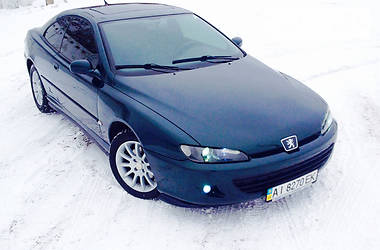 Peugeot 406 coupe 1998