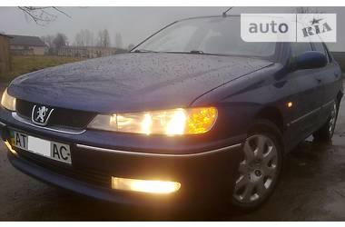 Peugeot 406 1.8i 2003