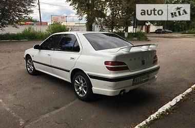 Peugeot 406 restyling 2000