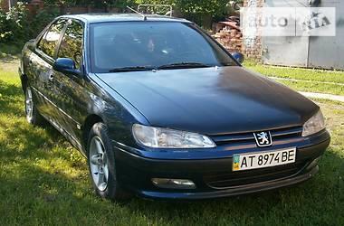 Peugeot 406 Gbo 4 1998