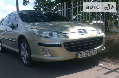 Peugeot 407 Sedan  2004