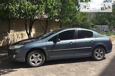 Peugeot 407 Sedan 2006