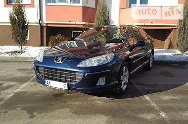 Peugeot 407 3.0 2006