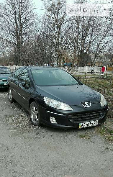 Peugeot 407 2005 року
