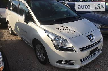 Peugeot 5008 HDI Active Egs6 2012