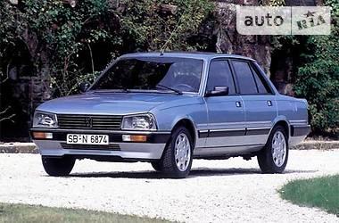 Peugeot 505  1987